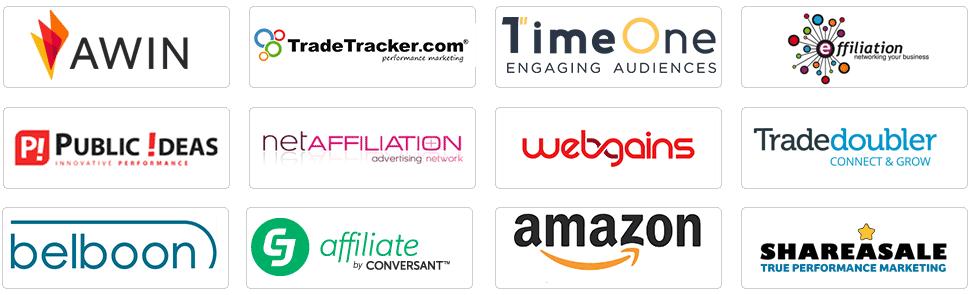 Wir sammeln Gutscheine und Rabatte von führenden Performance Marketing Netzwerken!